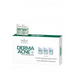 FARMONA PROFESSIONAL DERMAACNE+ Aktywny koncentrat normalizujący 5X5ml