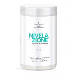 FARMONA PROFESSIONAL NIVELAZIONE Mineralna sól do kąpieli stóp 1500g