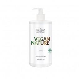 FARMONA PROFESSIONAL VEGAN NATURE Olej do masażu ciała 500ml