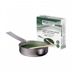 ARCO - Wosk Roślinny bezpaskowy w Rondelku 120g