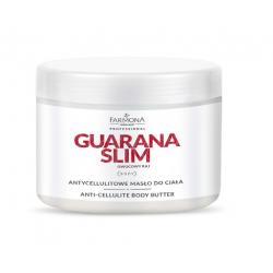 FARMONA PROFESSIONAL Guarana Slim Antycellulitowe masło do ciała...