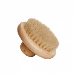 Verdeoasi - Szczotka do masażu ciała z pokrętłem