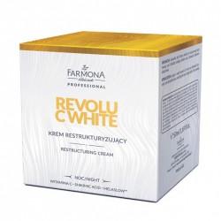 FARMONA PROFESSIONAL REVOLU C WHITE Krem restrukturyzujacy 50ml (noc)